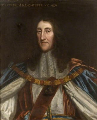 Edward Montagu, 2nd Earl of Manchester by Sir Peter Lely 2