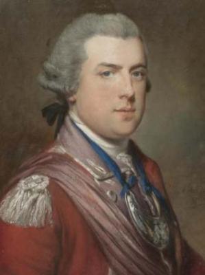Augustus Keppel, 5th Earl of Albemarle